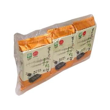 オリオンジャコー 韓国のり 3袋 x24