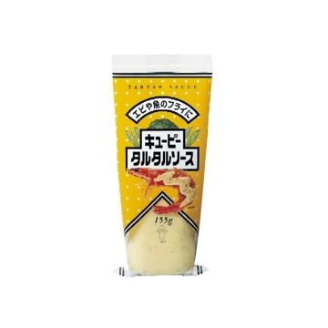 【送料無料】キユーピー QP タルタルソース チューブ 155g x10