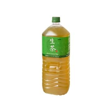 <ひかりTV>【送料無料】キリン 生茶 ペット 2L x6画像
