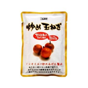 【送料無料】コスモ食品 コスモ 炒め玉ねぎ スライスカット 200g x20