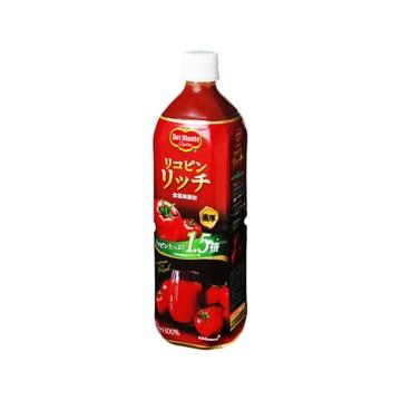 デルモンテ リコピンリッチ  トマト飲料  900g  x  12