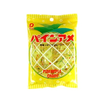 パイン 【6個入り】パイン パインアメ 120g