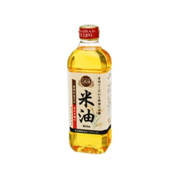 【送料無料】ボーソー油脂 ボーソー こめ油 600g x 6