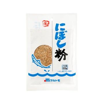 【送料無料】マルトモ にぼし粉 65g x15