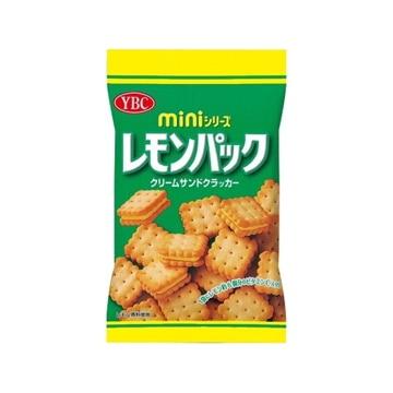 【送料無料】ヤマザキビスケット レモンパック ミニシリーズ 45g x10