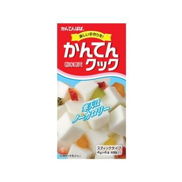 伊那食品工業 かんてんクック(4本入) 4gX4 x10