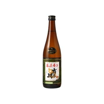 吉乃川 厳選辛口 720ml x1