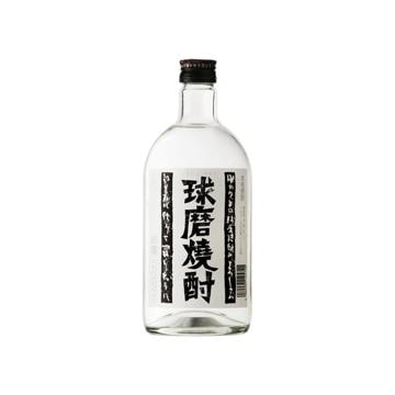 球磨焼酎 単式25° 球磨 丸瓶 720ml x1