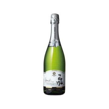 高畠ワイン 嘉 スパークリングシャルドネ 750ml x1