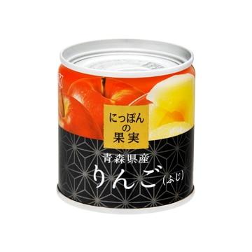 K&K にっぽんの果実 りんご(ふじ) EO M2号缶 x6