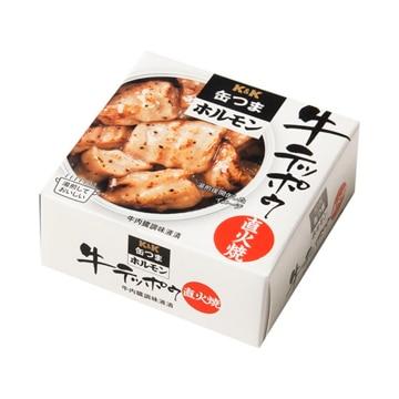 K&K 缶つまホルモン 牛テッポウ 直火焼 60g x6