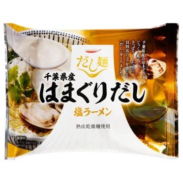 tabete だし麺 千葉県産はまぐりだし塩ラーメン 107g x10