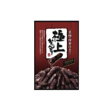 【送料無料】山脇製菓 極上 黒糖かりんとう 140g x12