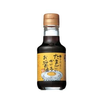 寺岡有機醸造 寺岡 寺岡家のたまごにかけるお醤油 150mL x 12