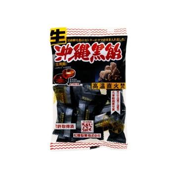 松屋製菓 松屋 生 沖縄黒飴 130g x10