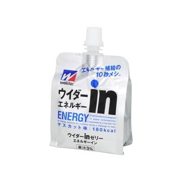 森永製菓 ウイダーinゼリー エネルギー 180g x 6