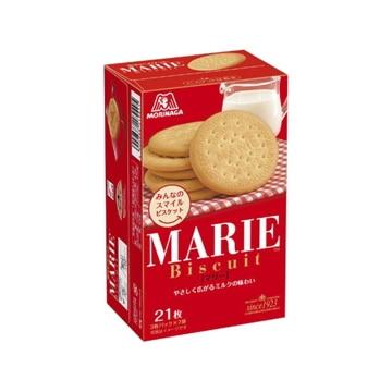【送料無料】森永製菓 マリー 21枚 x 5