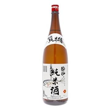 酔仙酒造 酔仙 純米酒 1.8L x1