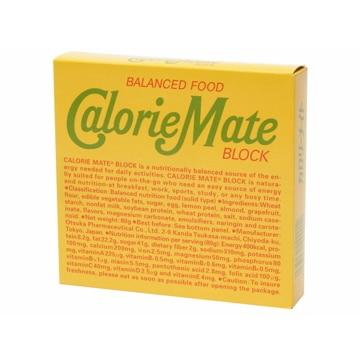 大塚 製薬  カロリーメイト  ブロック  フルーツ味  4本  x  10