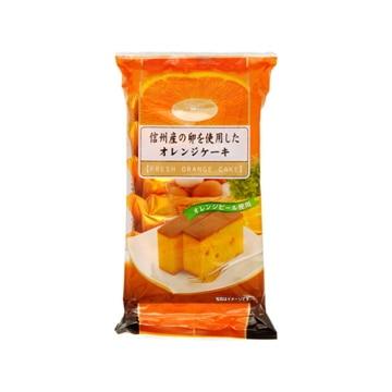 天恵製菓 天恵 フレッシュオレンジケーキ 5個 x12