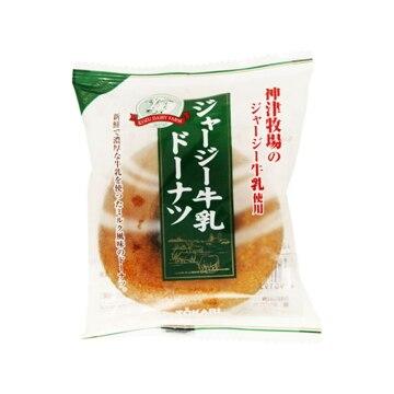 【送料無料】東京カリント 大型ジャージー牛乳ドーナツ 1個 x6