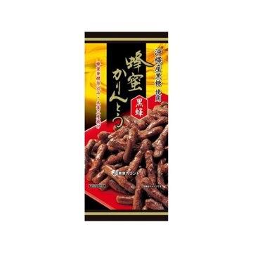 東京カリント 蜂蜜かりんとう 黒蜂 110g x12