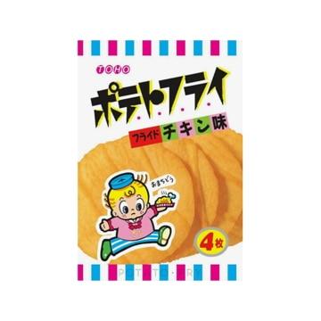 東豊製菓 ポテトフライ フライドチキン 11g x20