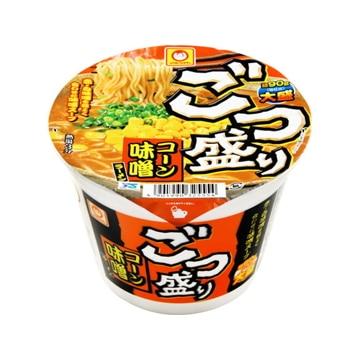 東洋水産 マルちゃん  ごつ盛り  コーン味噌ラーメン  カップ  138g  x  12