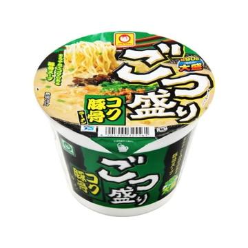 東洋水産 マルちゃん  ごつ盛り  コク豚骨ラーメン  カップ  115g  x  12