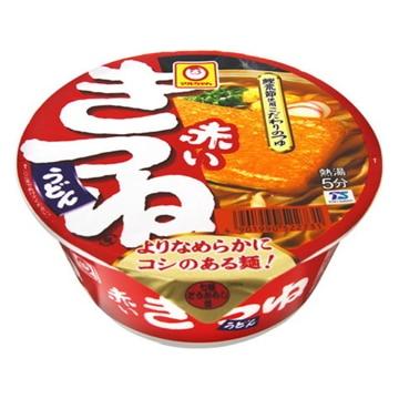 東洋水産 マルちゃん  赤いきつねうどん  東  カップ  96g  x  12