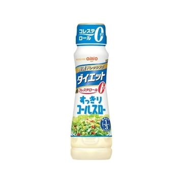 <ひかりTV>【送料無料】日清オイリオ ドレッシングダイエット すっきりコールスロー 185ml x12画像