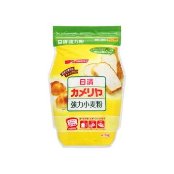 日清フーズ カメリヤ チャック付 1kg x 5