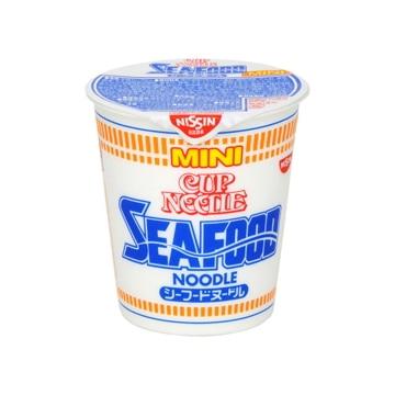 日清食品 シーフードヌードル  ミニ  38g  x  15