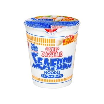 日清食品 カップヌードル シーフード 74g x 20