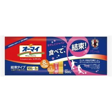 <ひかりTV>【送料無料】オーマイ 結束スパゲティ 1.7mm 500g x20画像