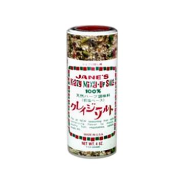 【送料無料】日本緑茶センター ジェーン クレイジーMIx UPソルト 113g x 12
