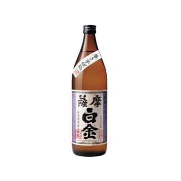 白金酒造 単式25° 薩摩白金 芋 900ml x1