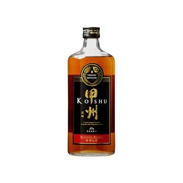 富永貿易 甲州 韮崎 ゴールド 700ml x1