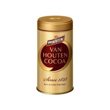 片岡物産 バンホーテン ピュアココアゴールドラベル 100g x 6