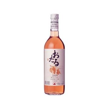 北海道ワイン おたる ロゼ 720ml x1
