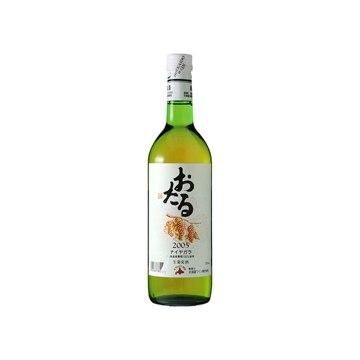 北海道ワイン おたる ナイアガラ 720ml x1