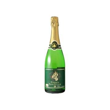 北海道ワイン おたる ナイアガラ スパークリング 720ml x1