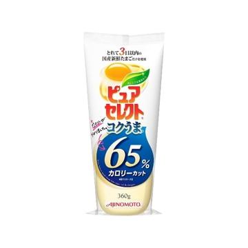 【送料無料】味の素AGF 味の素 ピュアセレクトコクうま65%カット 360g x 12個