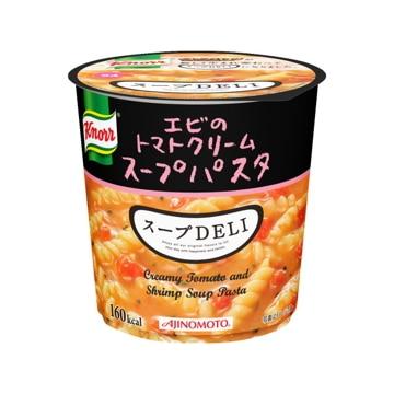 【送料無料】味の素AGF クノール スープDELI エビのトマトクリーム 41.2g x6