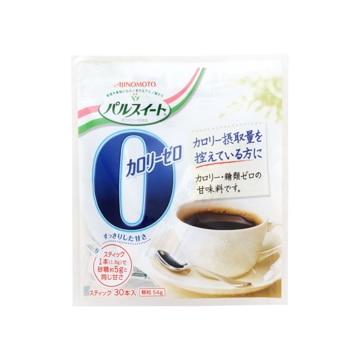 【送料無料】味の素AGF パルスィート カロリーゼロ 30本 x 10