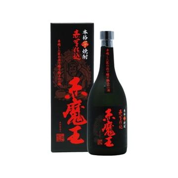 櫻の郷酒造 単式25° 赤魔王 芋 720ml x1