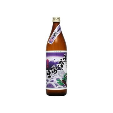 【送料無料】濱田酒造 単式25° 薩摩富士 傳蔵院蔵 紫 芋 900ml x1