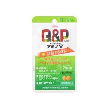 【10個入り】コーワ キューピーコーワ アミノV 2錠