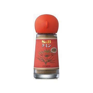 【送料無料】エスビー クミン パウダー 12g x 5個