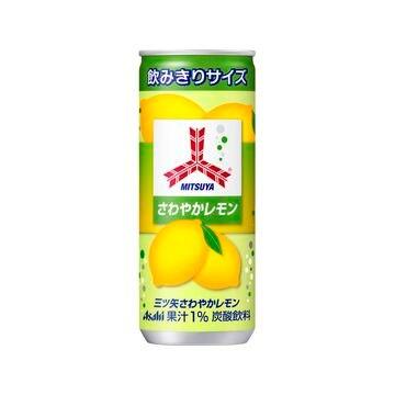【20個入り】三ツ矢 さわやかレモン 缶 250ml